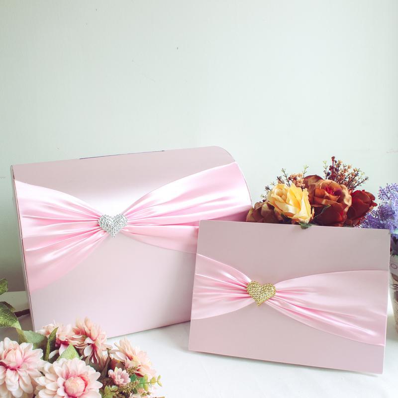 Set Promotion กล่องใส่ซอง+สมุดเซ็น ลายการ์ด ราคา 1,000 บาท